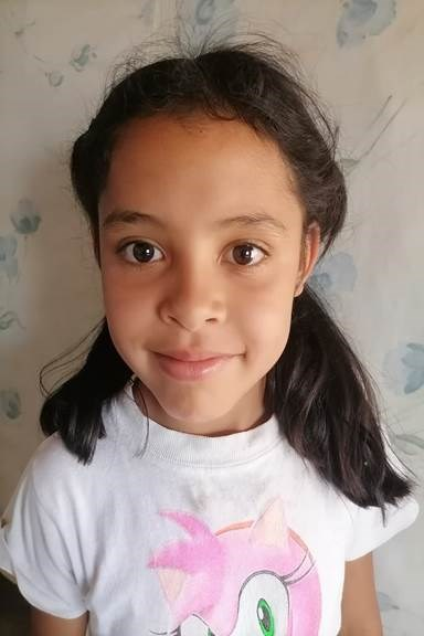 Help Alexia Lucero by becoming a child sponsor. Sponsoring a child is a rewarding and heartwarming experience.