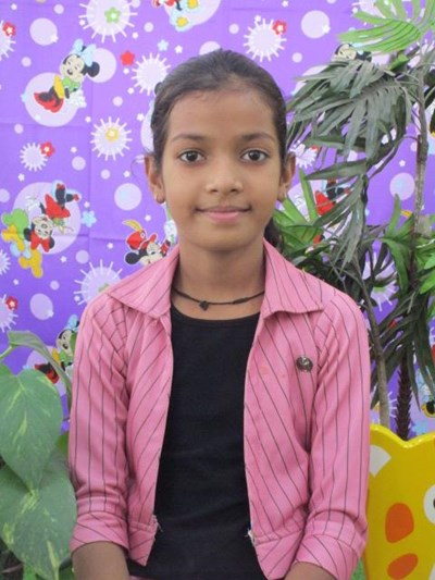 Help Gungun by becoming a child sponsor. Sponsoring a child is a rewarding and heartwarming experience.