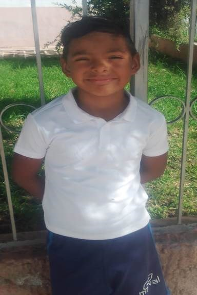 Help Angel Gabriel by becoming a child sponsor. Sponsoring a child is a rewarding and heartwarming experience.