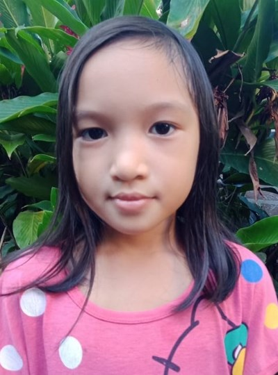 Help Ashleigh Akeira B. by becoming a child sponsor. Sponsoring a child is a rewarding and heartwarming experience.