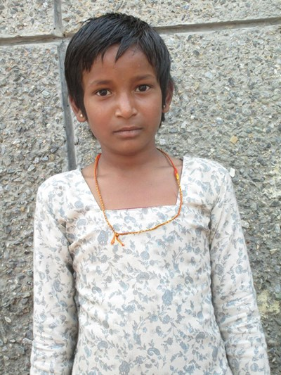 Help Saniya by becoming a child sponsor. Sponsoring a child is a rewarding and heartwarming experience.