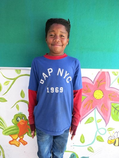 Help Dictan Joel by becoming a child sponsor. Sponsoring a child is a rewarding and heartwarming experience.