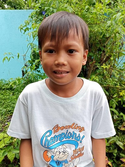 Help Prince M. by becoming a child sponsor. Sponsoring a child is a rewarding and heartwarming experience.