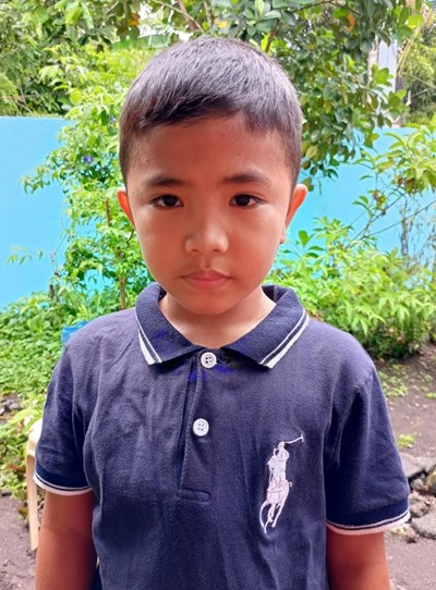 Help Johncel M. by becoming a child sponsor. Sponsoring a child is a rewarding and heartwarming experience.