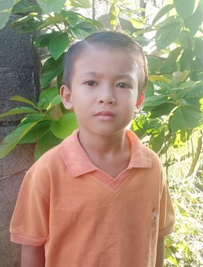 Help Patrick M. by becoming a child sponsor. Sponsoring a child is a rewarding and heartwarming experience.