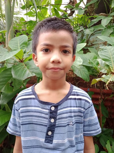 Help Thoms Jaycob O. by becoming a child sponsor. Sponsoring a child is a rewarding and heartwarming experience.