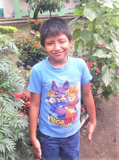 Help Fausto Alexis by becoming a child sponsor. Sponsoring a child is a rewarding and heartwarming experience.