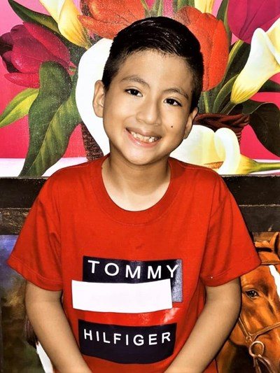 Help Elkin Daniel by becoming a child sponsor. Sponsoring a child is a rewarding and heartwarming experience.