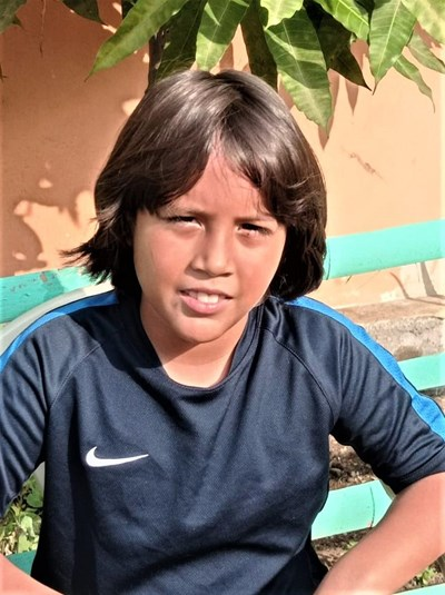 Help Alexander Enrique by becoming a child sponsor. Sponsoring a child is a rewarding and heartwarming experience.