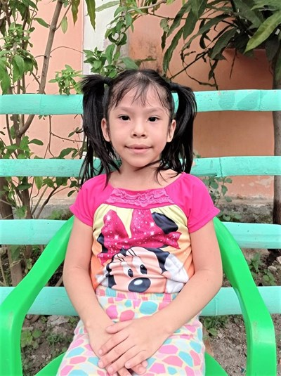 Help Samantha Juliett by becoming a child sponsor. Sponsoring a child is a rewarding and heartwarming experience.