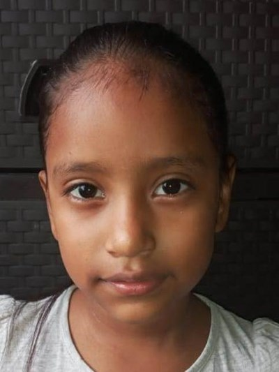 Help Ximena Dubraska by becoming a child sponsor. Sponsoring a child is a rewarding and heartwarming experience.