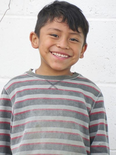 Help Daniel Alexander by becoming a child sponsor. Sponsoring a child is a rewarding and heartwarming experience.