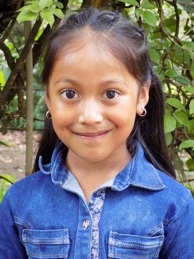 Help Alexa Yudith by becoming a child sponsor. Sponsoring a child is a rewarding and heartwarming experience.