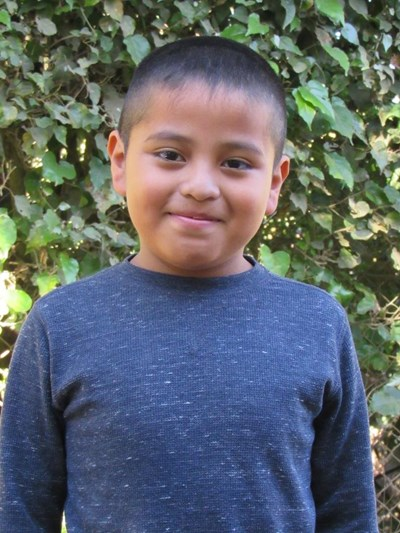 Help Diego Eduardo by becoming a child sponsor. Sponsoring a child is a rewarding and heartwarming experience.