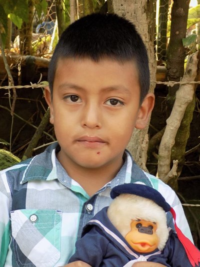 Help Eliezer Abimael by becoming a child sponsor. Sponsoring a child is a rewarding and heartwarming experience.