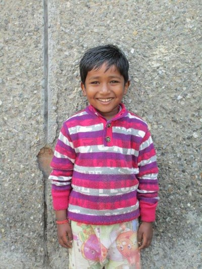 Help Naman by becoming a child sponsor. Sponsoring a child is a rewarding and heartwarming experience.