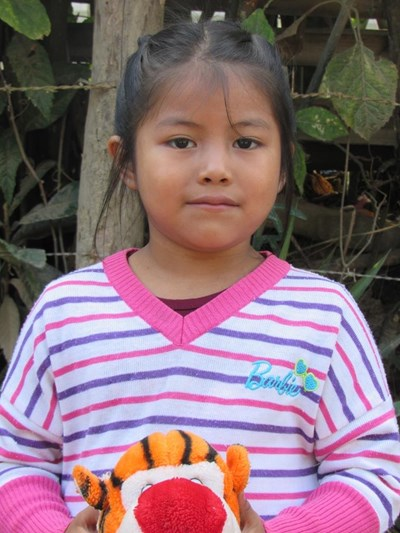 Help Katerin Natividad by becoming a child sponsor. Sponsoring a child is a rewarding and heartwarming experience.