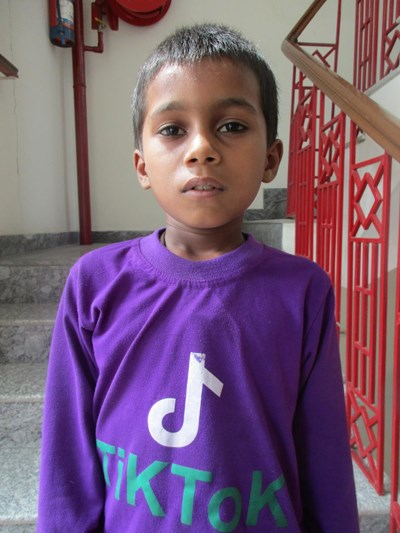 Help Abhishek by becoming a child sponsor. Sponsoring a child is a rewarding and heartwarming experience.