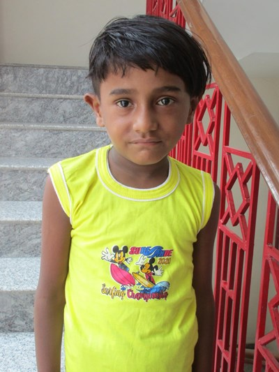 Help Mohammed Jahil by becoming a child sponsor. Sponsoring a child is a rewarding and heartwarming experience.