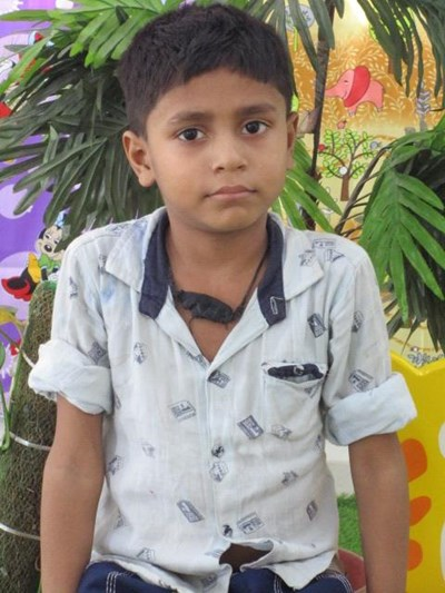 Help Neeraj by becoming a child sponsor. Sponsoring a child is a rewarding and heartwarming experience.