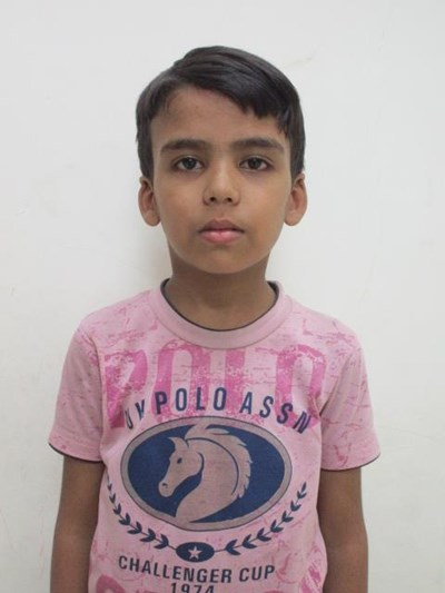 Help Prajual by becoming a child sponsor. Sponsoring a child is a rewarding and heartwarming experience.