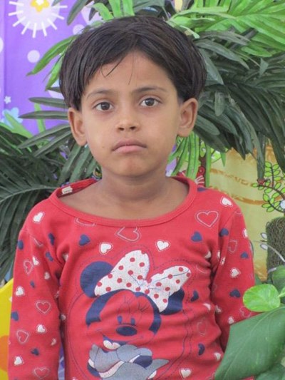 Help Gopi by becoming a child sponsor. Sponsoring a child is a rewarding and heartwarming experience.