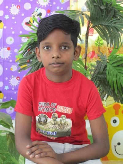 Help Yashvir by becoming a child sponsor. Sponsoring a child is a rewarding and heartwarming experience.