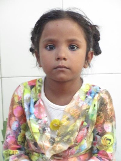 Help Chanda by becoming a child sponsor. Sponsoring a child is a rewarding and heartwarming experience.