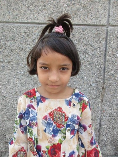 Help Joya by becoming a child sponsor. Sponsoring a child is a rewarding and heartwarming experience.
