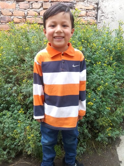 Help Martin Nicolas by becoming a child sponsor. Sponsoring a child is a rewarding and heartwarming experience.