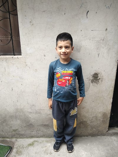 Help Edwin Alejandro by becoming a child sponsor. Sponsoring a child is a rewarding and heartwarming experience.