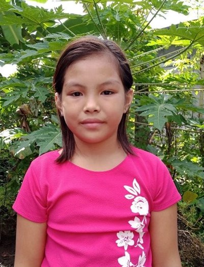 Help Samantha B. by becoming a child sponsor. Sponsoring a child is a rewarding and heartwarming experience.