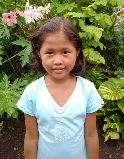 Help Rhian S. by becoming a child sponsor. Sponsoring a child is a rewarding and heartwarming experience.