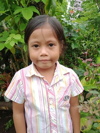 Help Chyrelle A. by becoming a child sponsor. Sponsoring a child is a rewarding and heartwarming experience.