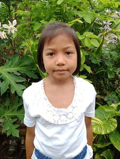 Help Kate Angel L. by becoming a child sponsor. Sponsoring a child is a rewarding and heartwarming experience.