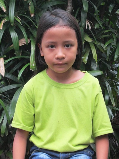 Help Rhiona M. by becoming a child sponsor. Sponsoring a child is a rewarding and heartwarming experience.