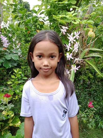 Help Crishiela M. by becoming a child sponsor. Sponsoring a child is a rewarding and heartwarming experience.
