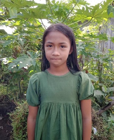 Help Aira Mae H. by becoming a child sponsor. Sponsoring a child is a rewarding and heartwarming experience.