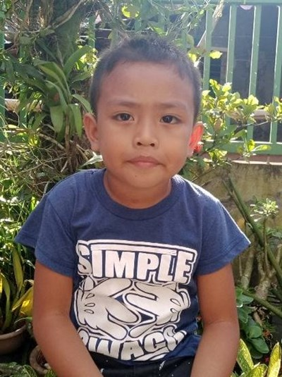 Help Mike N. by becoming a child sponsor. Sponsoring a child is a rewarding and heartwarming experience.
