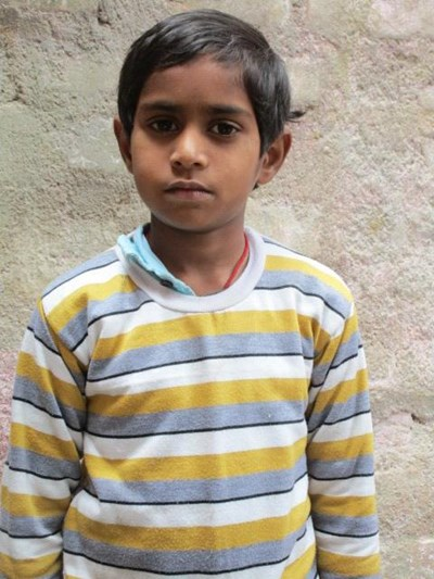 Help Raj by becoming a child sponsor. Sponsoring a child is a rewarding and heartwarming experience.