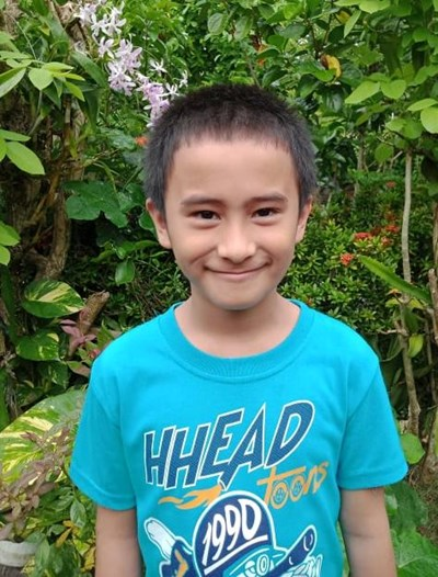 Help Dexter James M. by becoming a child sponsor. Sponsoring a child is a rewarding and heartwarming experience.