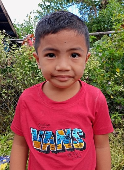 Help Christian Allyson M. by becoming a child sponsor. Sponsoring a child is a rewarding and heartwarming experience.