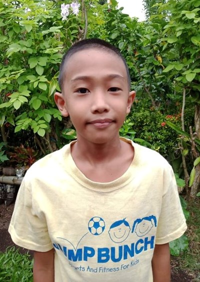 Help Keven H. by becoming a child sponsor. Sponsoring a child is a rewarding and heartwarming experience.