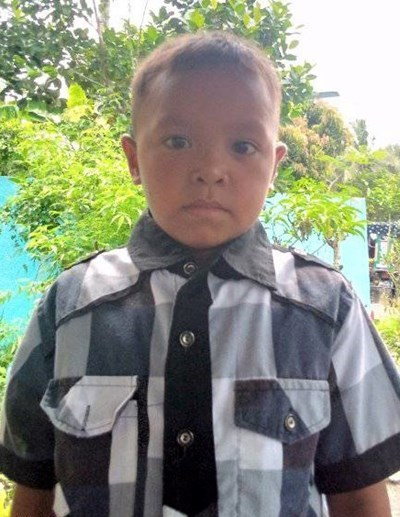 Help Alfred B. by becoming a child sponsor. Sponsoring a child is a rewarding and heartwarming experience.