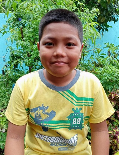 Help Jeremy N. by becoming a child sponsor. Sponsoring a child is a rewarding and heartwarming experience.