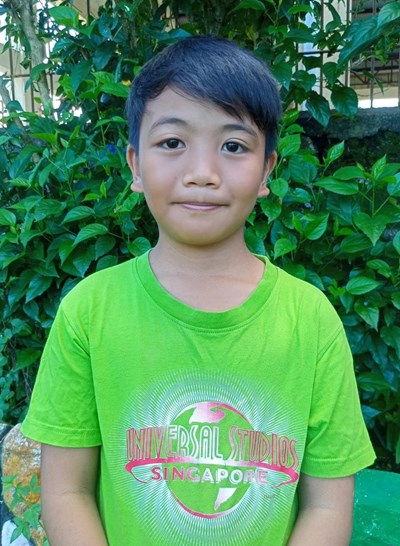 Help Johan Zeke M. by becoming a child sponsor. Sponsoring a child is a rewarding and heartwarming experience.