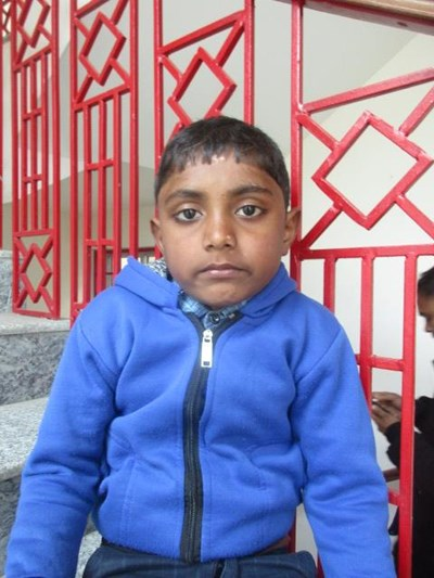 Help Vijay by becoming a child sponsor. Sponsoring a child is a rewarding and heartwarming experience.