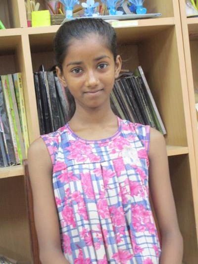 Help Tripti by becoming a child sponsor. Sponsoring a child is a rewarding and heartwarming experience.