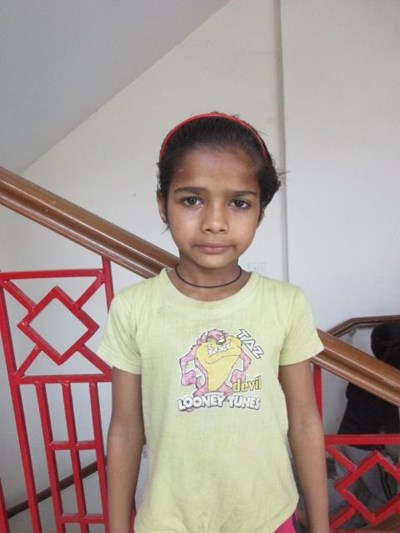 Help Sveksha by becoming a child sponsor. Sponsoring a child is a rewarding and heartwarming experience.