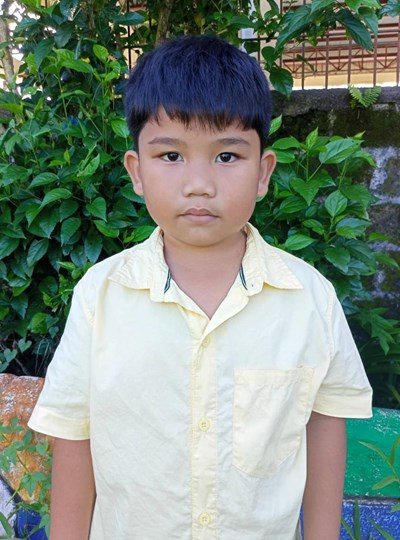 Help Tristan Jeevan M. by becoming a child sponsor. Sponsoring a child is a rewarding and heartwarming experience.